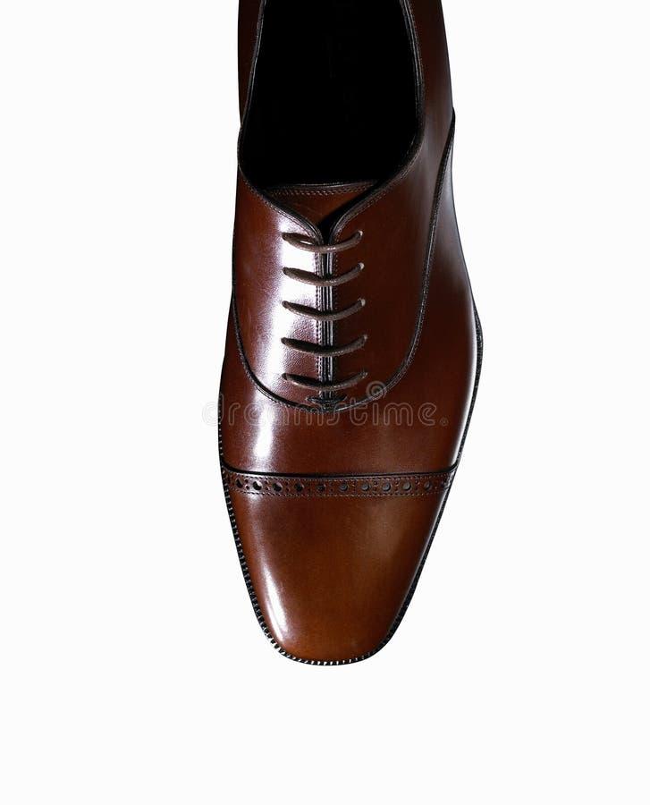 企业鞋子 图库摄影