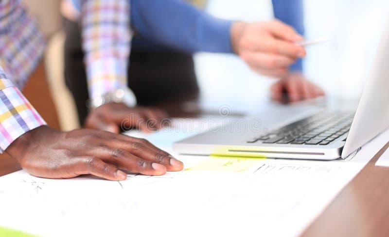 企业顾问 免版税库存图片