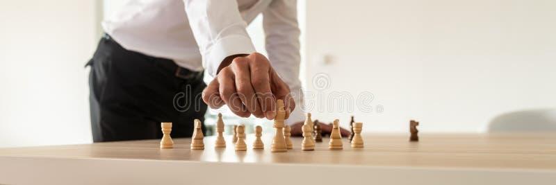 企业领导概念 免版税库存照片