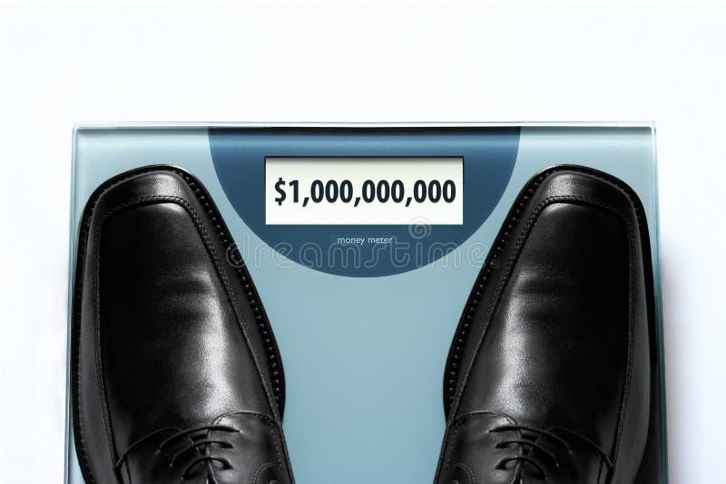 企业高成功值 免版税库存照片