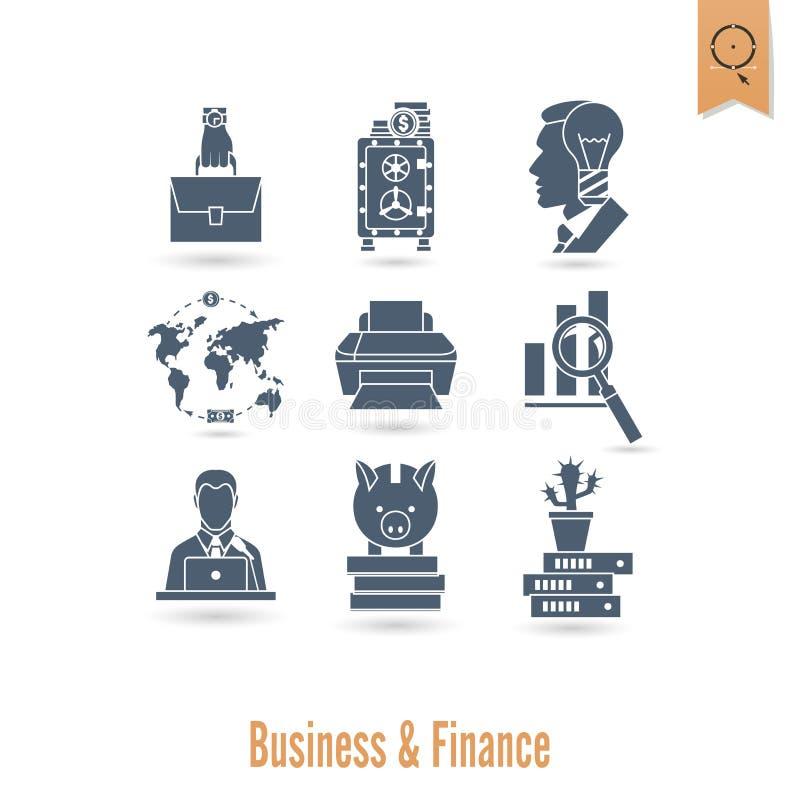 Download 企业财务图标集 向量例证. 插画 包括有 投资, 美元, 收集, 管理, 无钱, 财务, 设计, 概念, 协议 - 59108465
