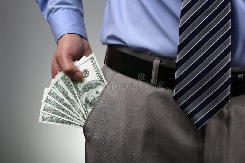 企业财富 免版税库存图片