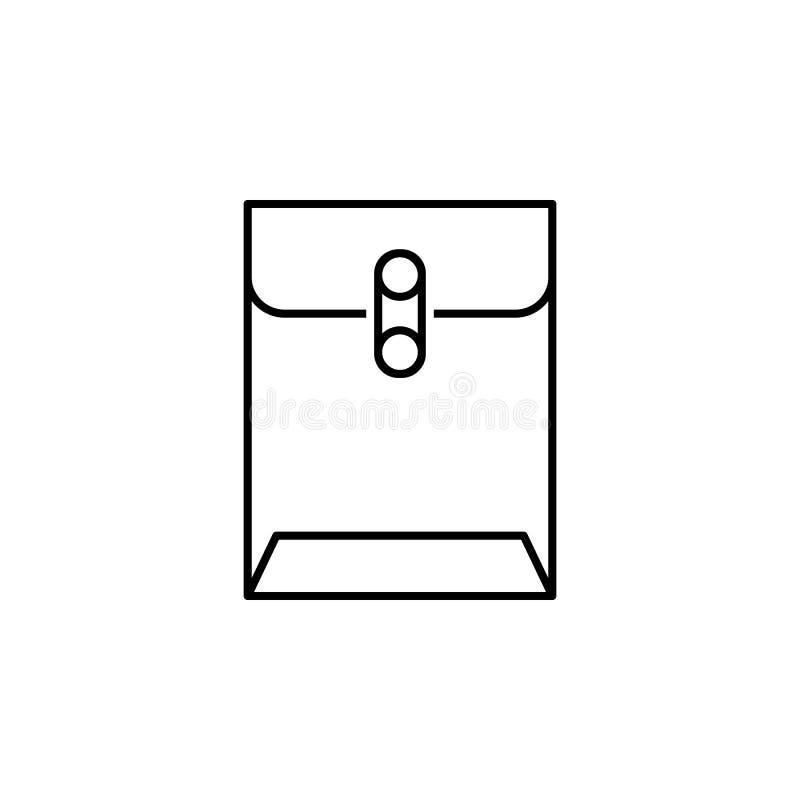 企业seo,公文包线象 在想法的配合 E 皇族释放例证