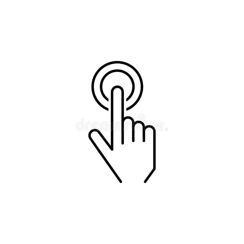 企业seo,屏幕线象 在想法的配合 E 向量例证