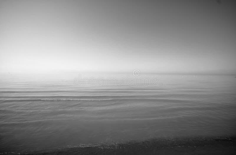 伊利海滩 库存图片