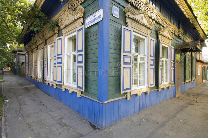 伊尔库次克 图库摄影