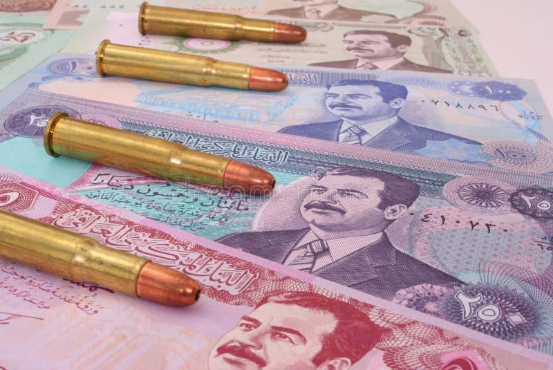 伊拉克战争 图库摄影