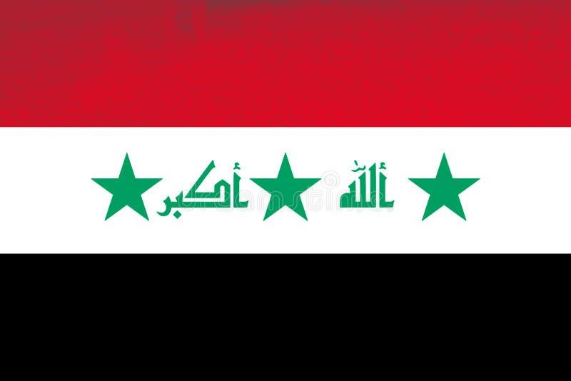伊拉克 库存例证