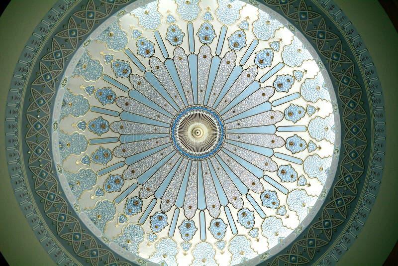 伊斯兰教的博物馆,吉隆坡,马来西亚 图库摄影