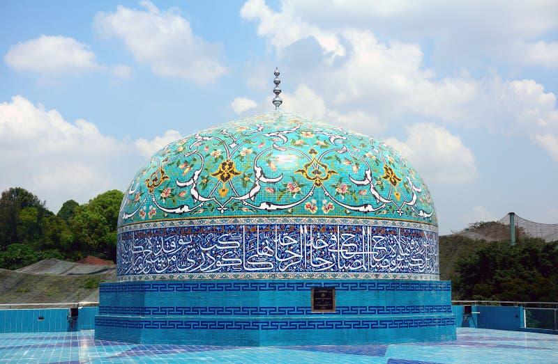 伊斯兰教的博物馆,吉隆坡,马来西亚 免版税库存图片