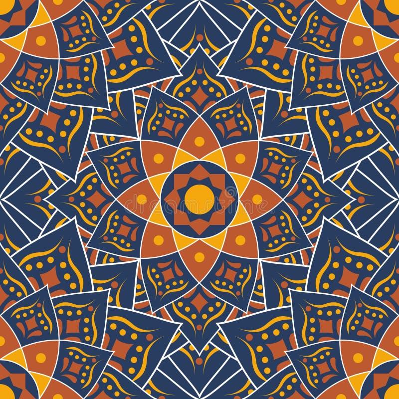 伊斯兰教的样式,传统样式 皇族释放例证