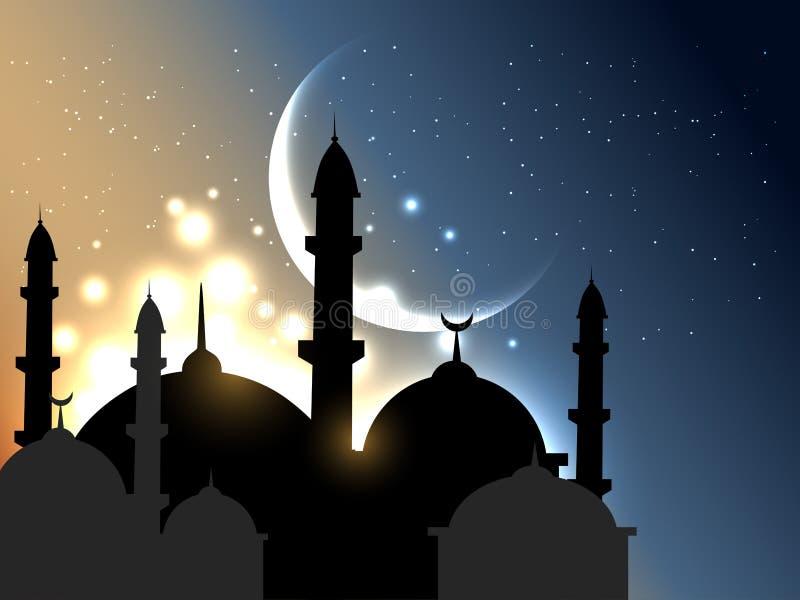 伊斯兰教的背景 皇族释放例证
