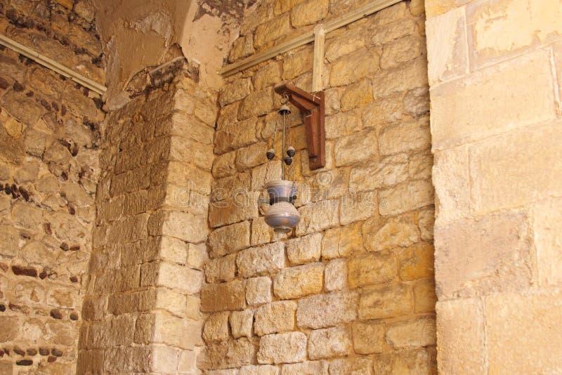 伊斯兰教的艺术在埃及 库存照片