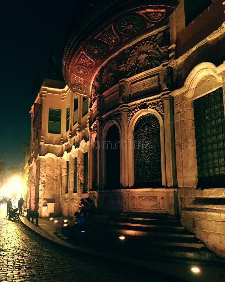 伊斯兰教的建筑学埃及 免版税库存图片