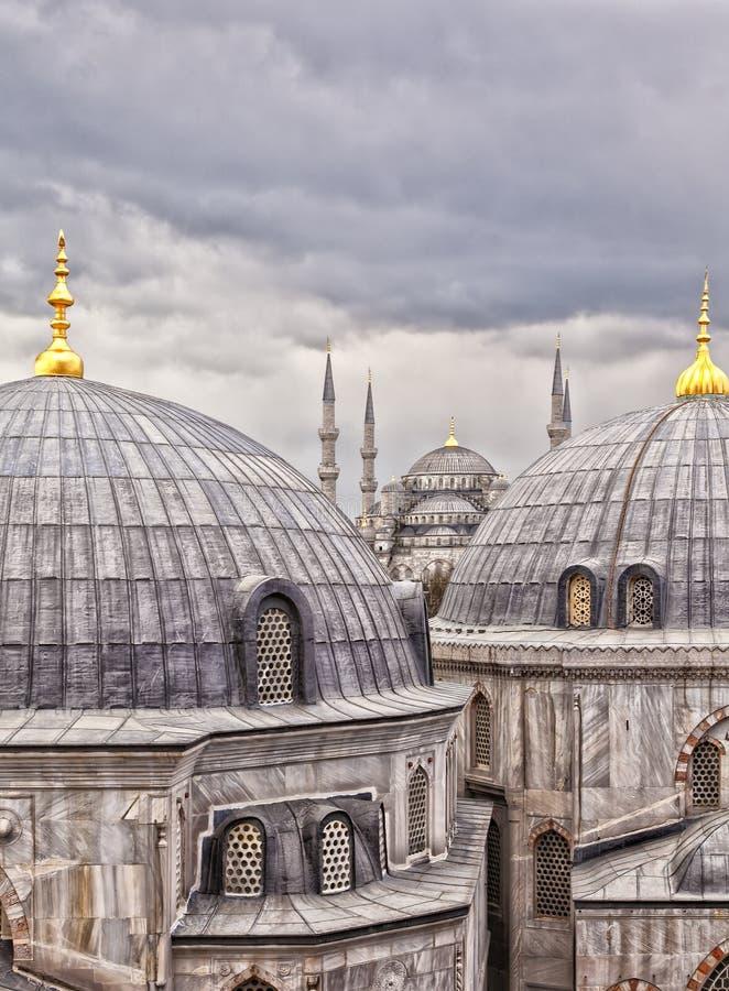 伊斯坦布尔地标 库存图片