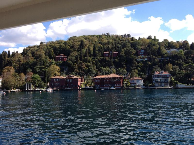 伊斯坦布尔市旅行 库存图片