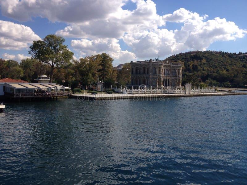 伊斯坦布尔市旅行 免版税库存照片
