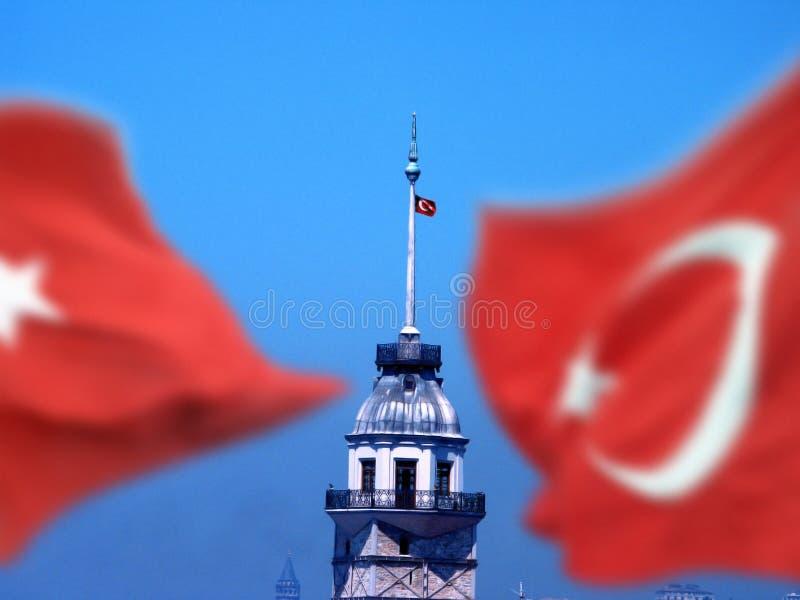 伊斯坦布尔火鸡 图库摄影