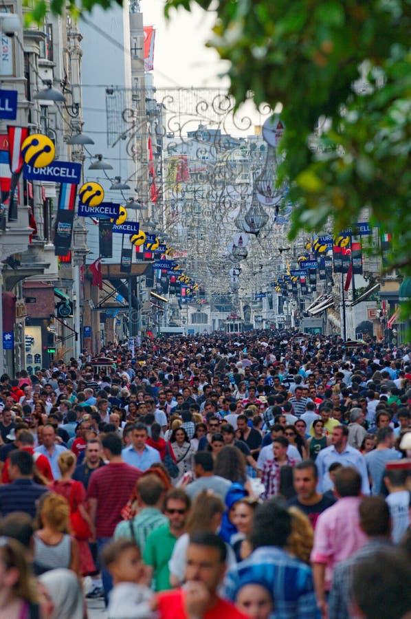 伊斯坦布尔,土耳其 免版税图库摄影
