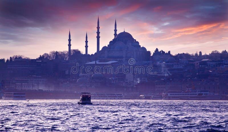 伊斯坦布尔,土耳其 库存图片