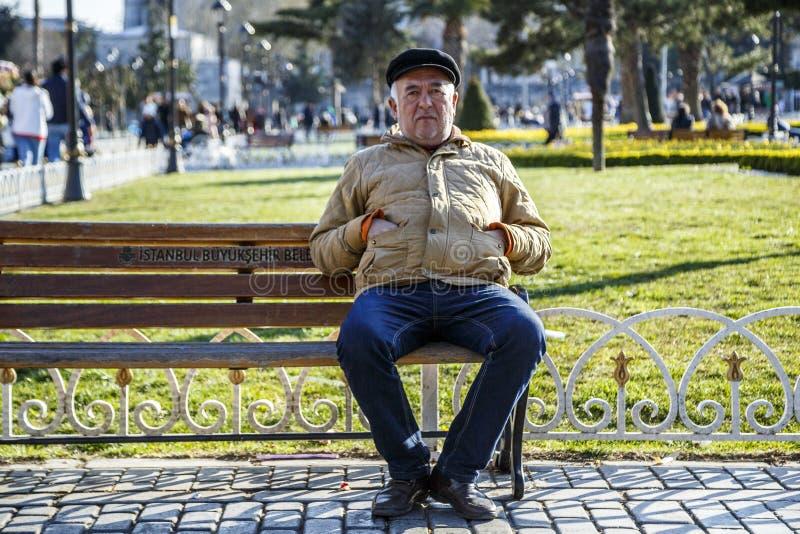 伊斯坦布尔/土耳其04 03 E 图库摄影