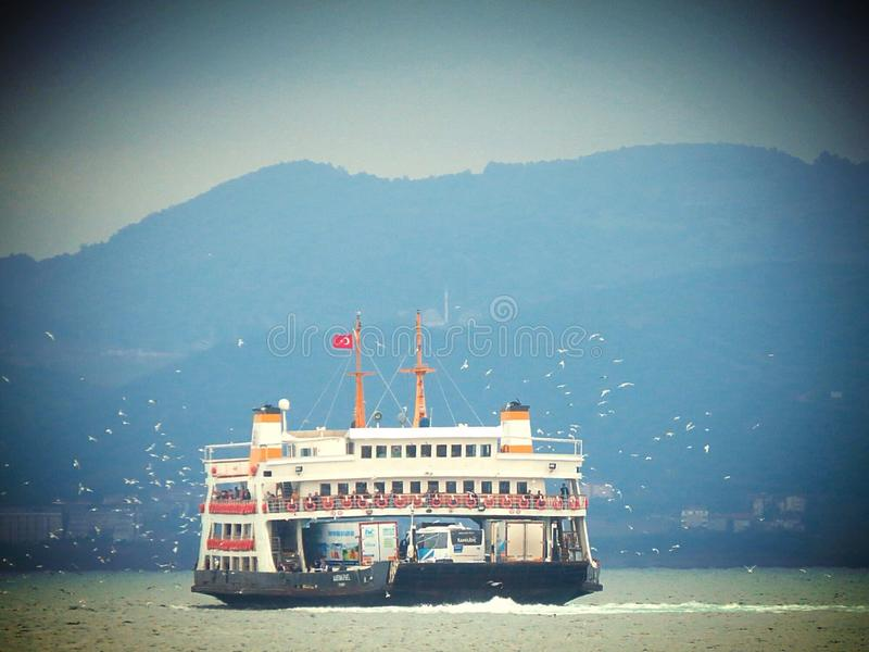 伊斯坦布尔 图库摄影