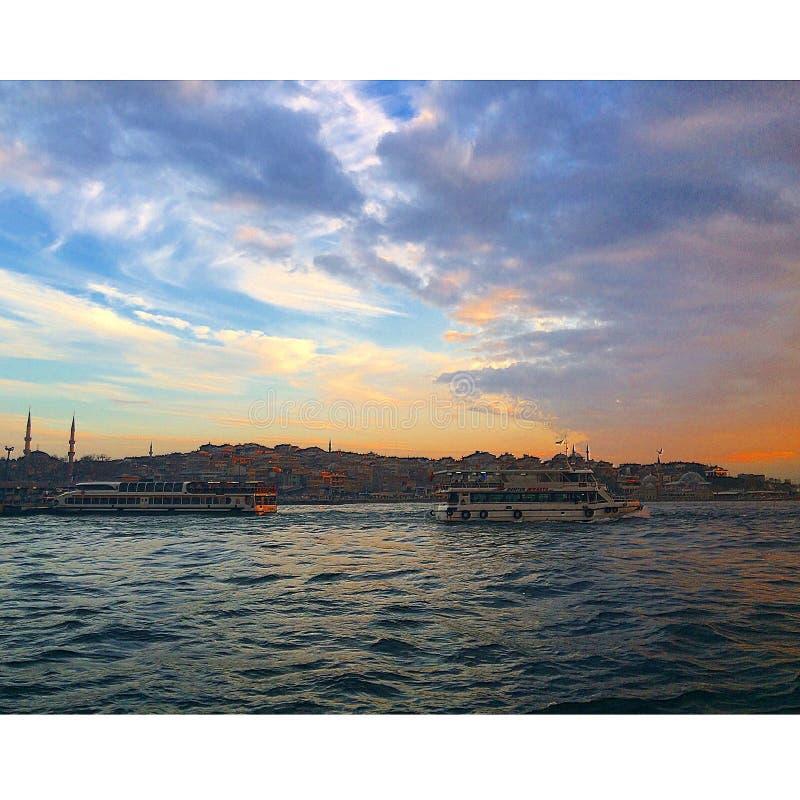 伊斯坦布尔metrocity 图库摄影