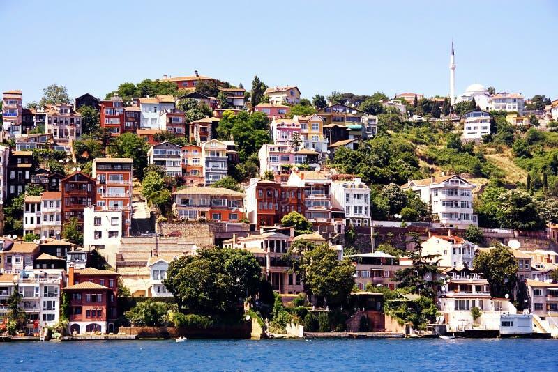 伊斯坦布尔sariyer 库存图片