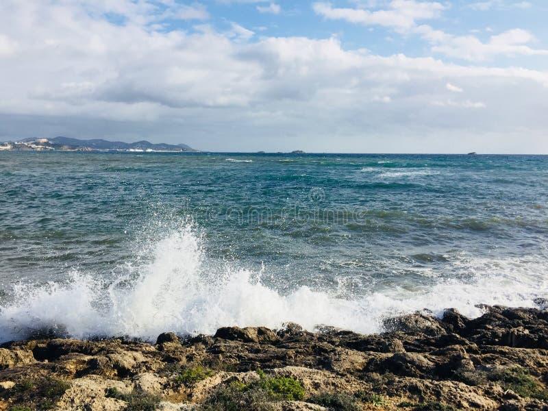 伊维萨岛17 免版税库存图片