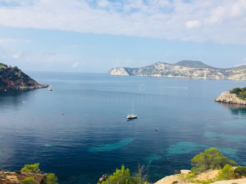 伊维萨岛17 库存照片