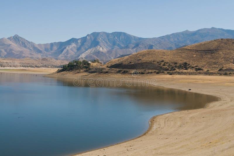 伊莎贝拉湖 库存图片