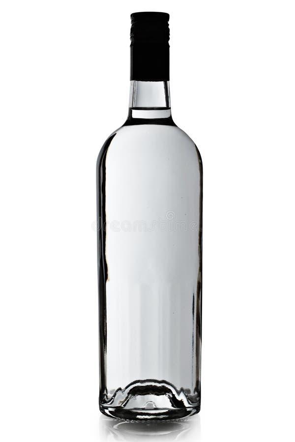 伏特加酒。 免版税图库摄影