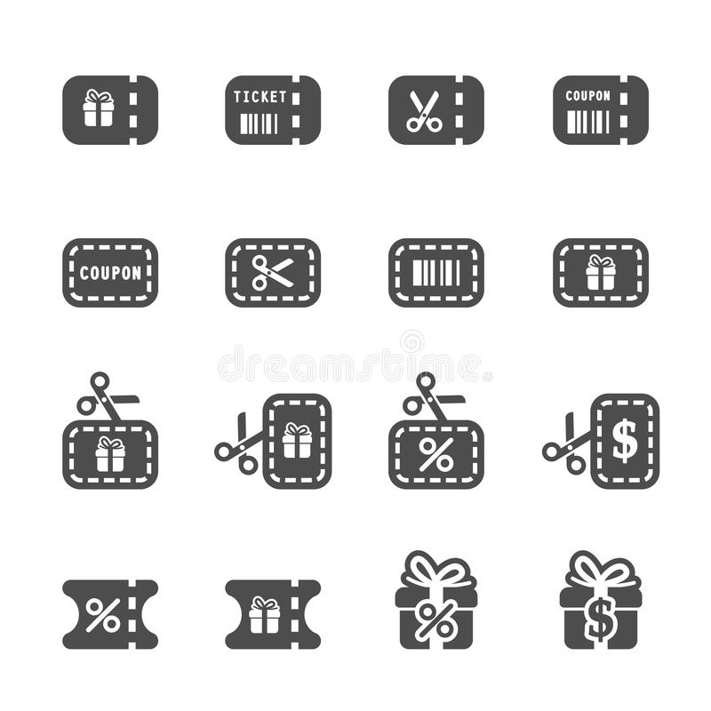 Download 优惠券和折扣象设置了3,传染媒介eps10 向量例证. 插画 包括有 标签, 价格, 促销, 出售, 文件 - 62535912
