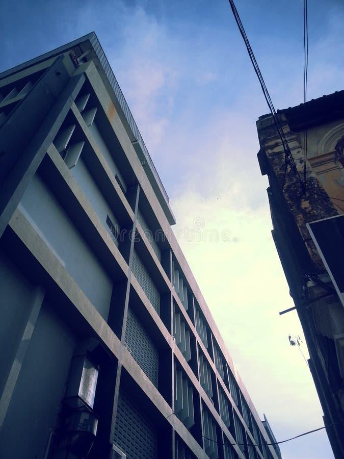 优秀伤害在马来西亚城市 免版税图库摄影