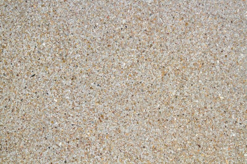 优美的石地板 免版税库存照片