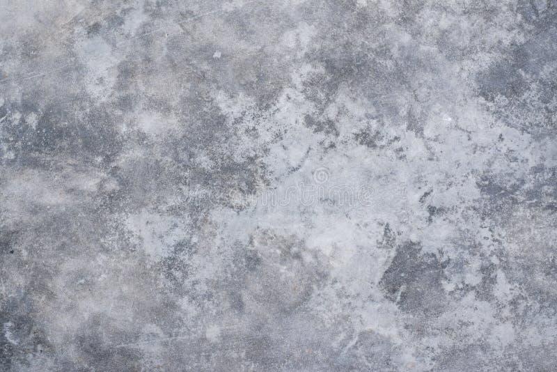 优美的老灰色具体地板纹理水泥 库存图片