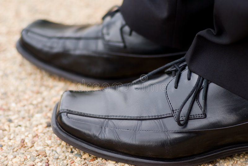 优美的鞋子 免版税图库摄影
