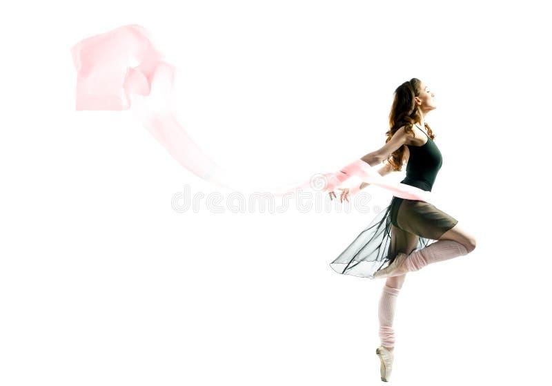 优美跳舞 库存图片