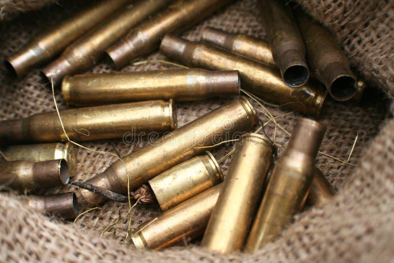 优质战争的弹药 免版税图库摄影