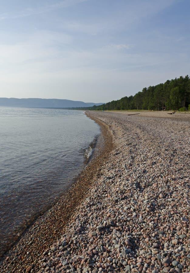 优越湖 免版税图库摄影