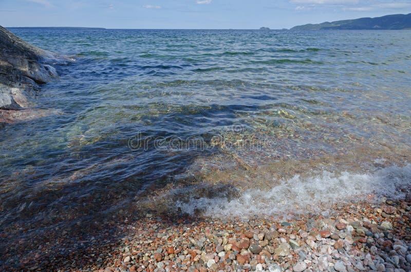 优越湖 库存图片