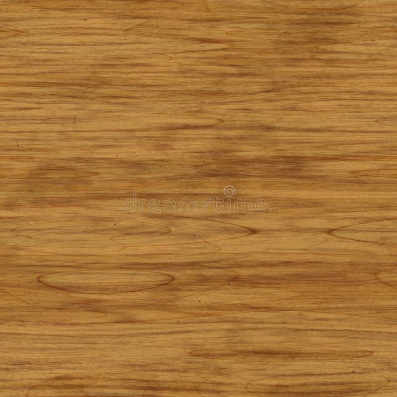 优质高分辨率无缝的木纹理 库存例证