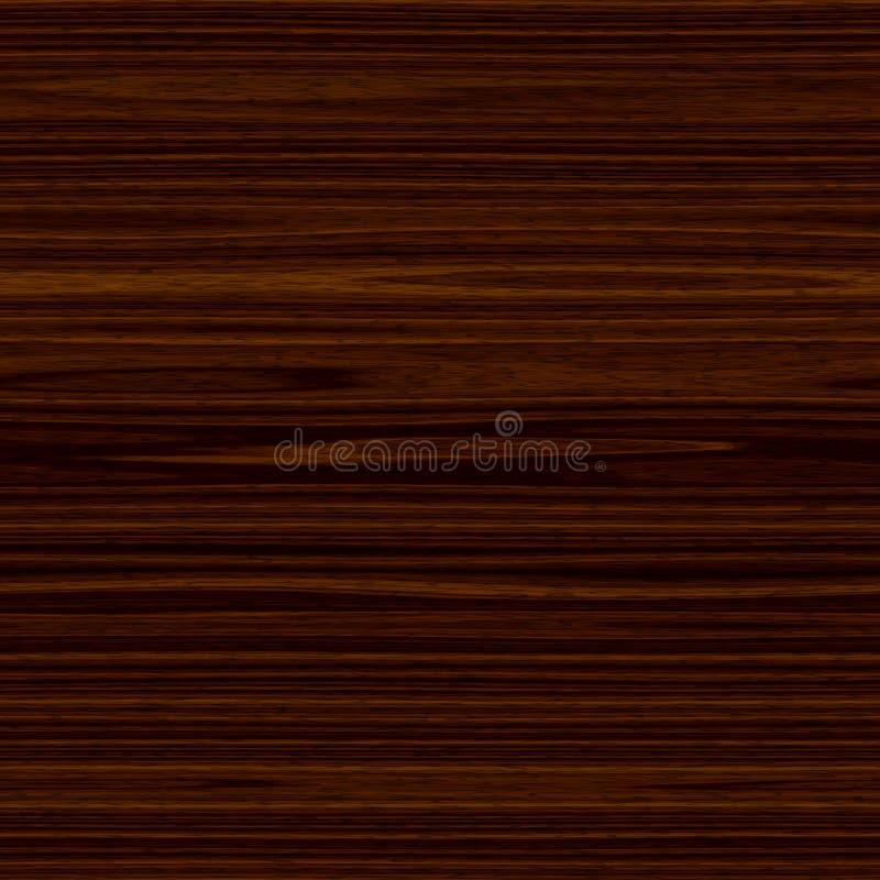 优质高分辨率无缝的木纹理 皇族释放例证