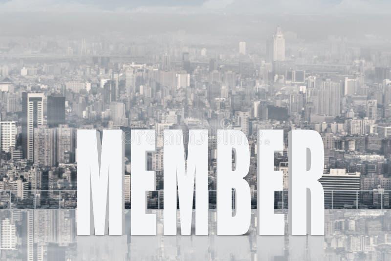 伙伴的概念,协助,成员 库存照片