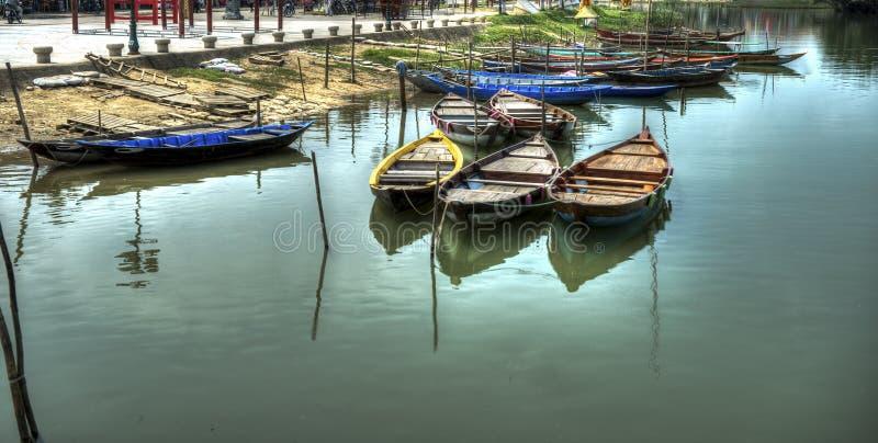 会安市越南 免版税图库摄影