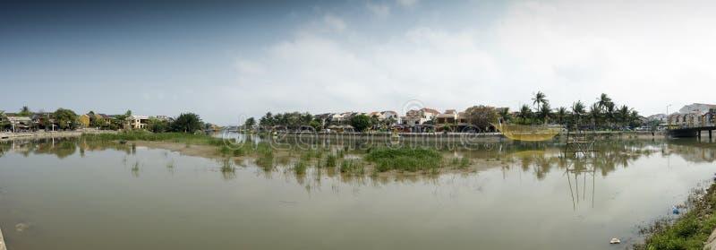 会安市越南 免版税库存图片