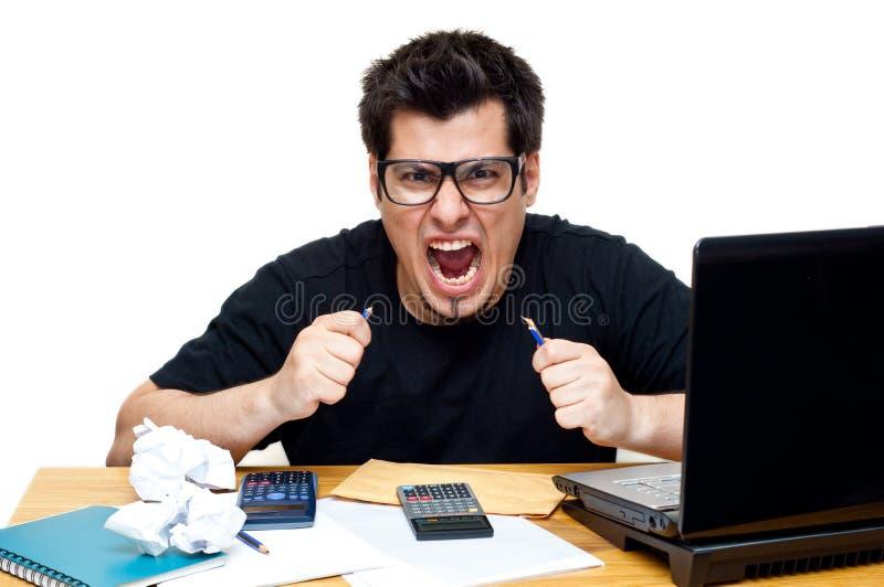 Download 会计师沮丧讨厌 库存图片. 图片 包括有 图表, 执行委员, 行业, 人员, 设置, 公司, 信包, 财务 - 15680807