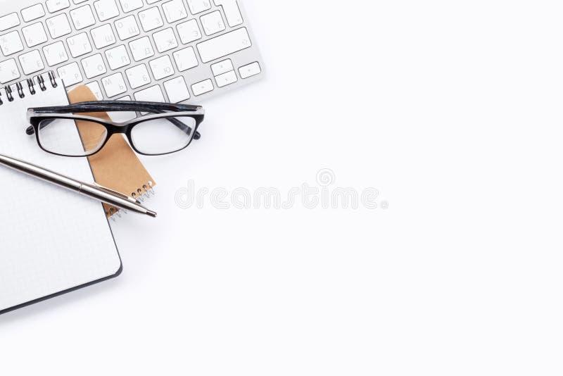 会计科目企业概念服务台办公室 免版税库存图片