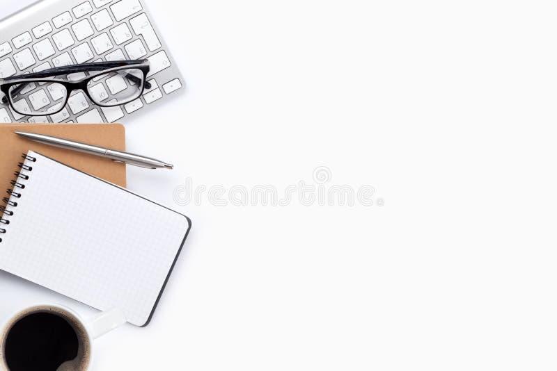 会计科目企业概念服务台办公室 免版税库存照片