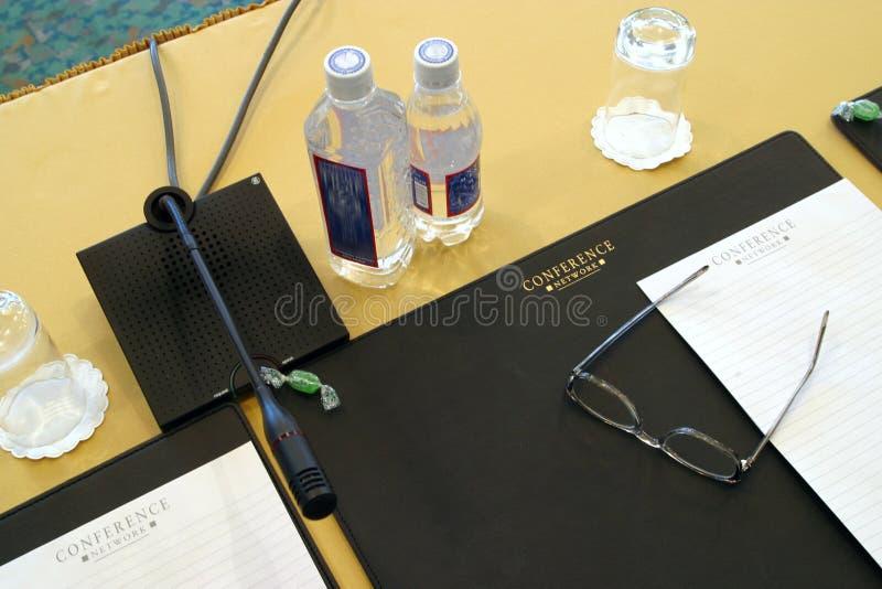 会议大厅 库存图片
